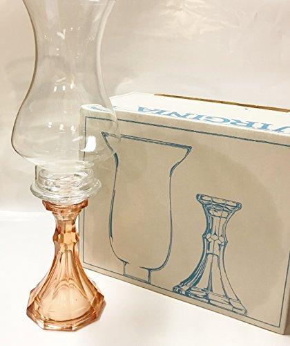 Fostoria Glass Candle Holder - Vintage Fostoria Glass 6