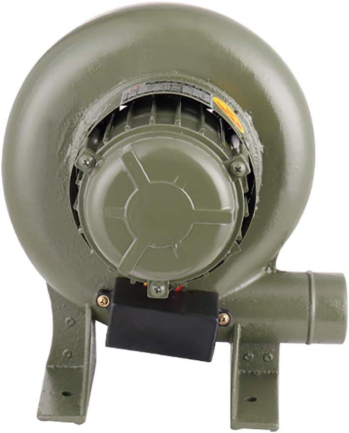 Ventilateur Centrifuge/Ventilateur De Pompe éLectrique/BBQ Fan/Briquets BBQ / Ventilateur Manuel à Engrenages en Fer Forgé / Briquet Ventilateur, 60w 100w