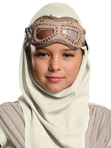 Star Wars: The Force Awakens Child's Rey Eye Mask With Hood]()