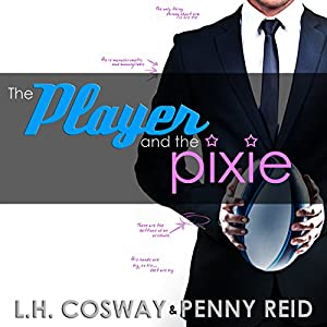 The Player and the Pixie Audiobook