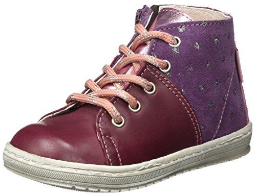 Prinzessin Lillifee Mädchen 440056 Hohe Sneaker Violett (Pflaume)