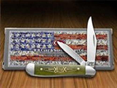 Case Cutlery Small Texas Toothpick - Case Cutlery 910096-25MM Small Texas Toothpick Corelon