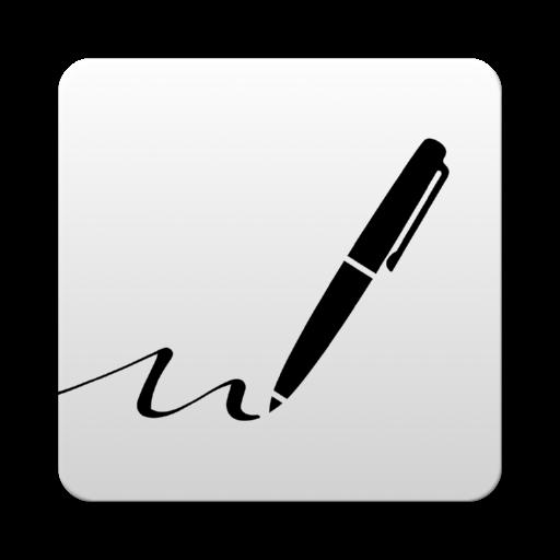1/2 Inch Notepad - INKredible - Handwriting Note