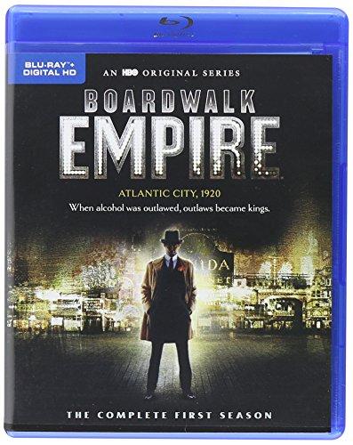 Blu-ray : Boardwalk Empire: The Complete First Season (Boxed Set, Ultraviolet Digital Copy, Digital Theater System, AC-3, Digital Copy)