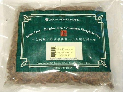 Agrimony / Xian He Cao / Agrimonia Pilosa, Bulk Herb 1.1lb / 500g