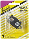 Bussmann (BP/CBC-30HB-RP) 30 Amp Type-I Stud Mount Circuit Breaker with Lengthwise Bracket