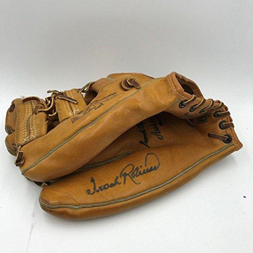 Frank Robinson Signed Mlb Baseball - 2
