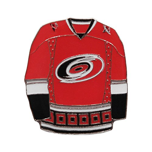 NHL Carolina Hurricanes Dark Jersey Pins