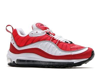 air max 98 rouge