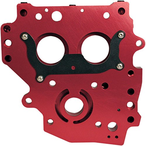 Plate Support Harley Cam (Feuling 8000 High Flow Cam Support Plate For Harley-Davidson Gear Drive Cams)
