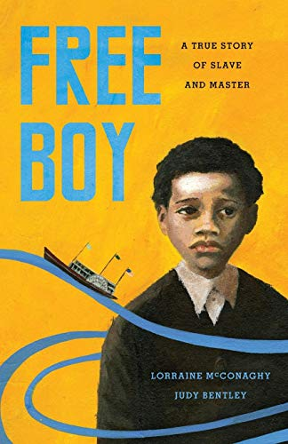 Free Boy: A True Story of Slave and Master (V Ethel Willis White Books) (White Slaves African Masters)