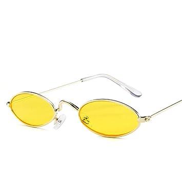 Santonliso Gafas de Sol Redondas Gafas de Sol Estilo pequeño ...
