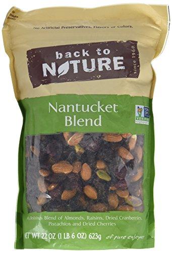 Back to Nature Nantucket Blend Bag, 22 oz. (Mix Blend Trail)
