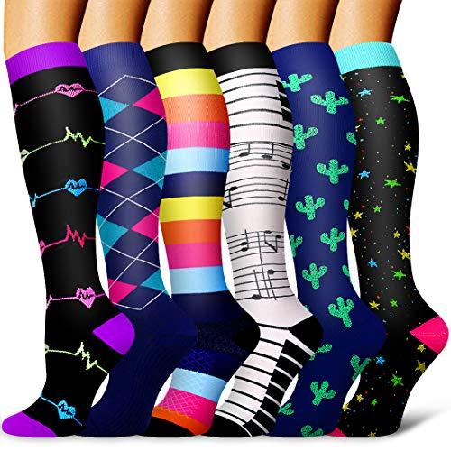 Compression Socks for Women & Men-Best for