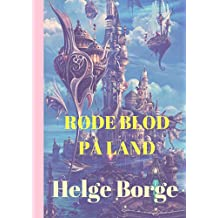 Røde blod på land (Norwegian Edition)