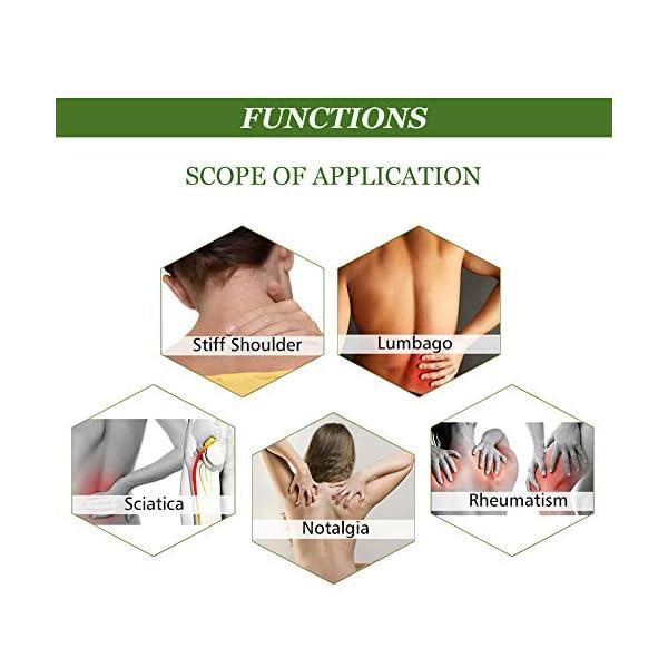 Cerotto Termico,Cerotto Cervicale,Cerotti anti dolore,Patch Antidolorifico per schiena, spalle, collo, addome 2 spesavip
