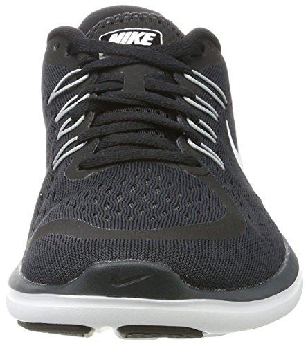 Femme anthracite wolf Nike Running WMNS Chaussures Grey RN White Black Marron de Flex 2017 Noir AfqAR0