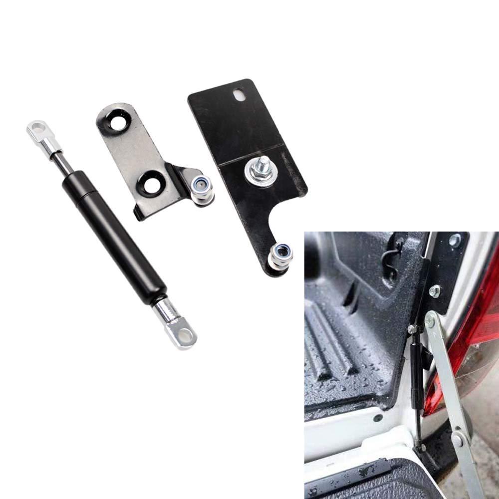 JINGLINGKJ 2015-2019 Hi-lux Gun125 AN120 AN130 Revo Specific Rear Gate Trunk Gas Struts Lift Support Damper Pickup Truck Car 1 Pcs