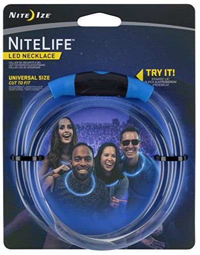 Nite Ize NiteLife Necklace Technology Blue