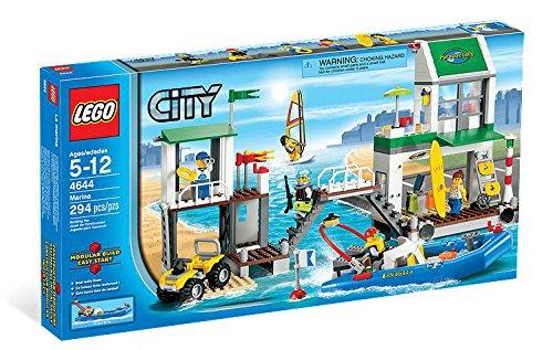 LEGO City Harbour Marina 4644 (Quad Bike Lego)