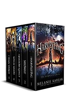 The Complete Harvesting Series: Books 1 - 5 by [Karsak, Melanie]