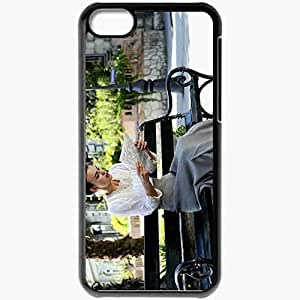 Personalized iPhone 5C Cell phone Case/Cover Skin A Dangerous Method Black