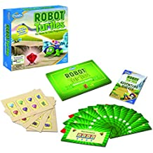 ThinkFun Robot Turtles with Adventure Quest Coding Board Game