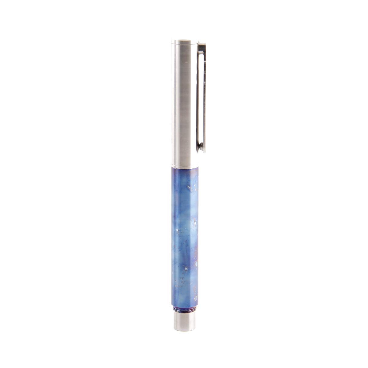 TITANER Icebreaker Titanium Lotus Tactical Pen Emergency Bolt Pen with Window Breaker(Blue) by TITANER (Image #4)