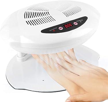 Secador de uñas, Ventilador de secado de manicura con aire frío y ...