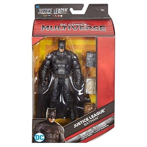 DC Comics Multiverse Justice League Movie Batman Exclusive Action Figure 6 -