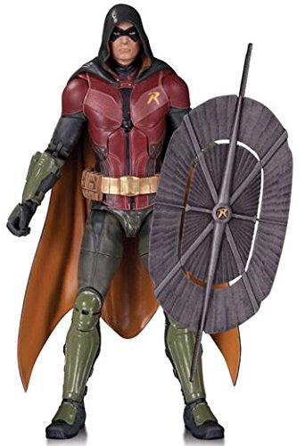 Batman Arkham Knight Robin Action Figure (Dc Collectibles)
