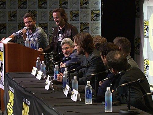 Supernatural  2016 Comic Con Panel  Est