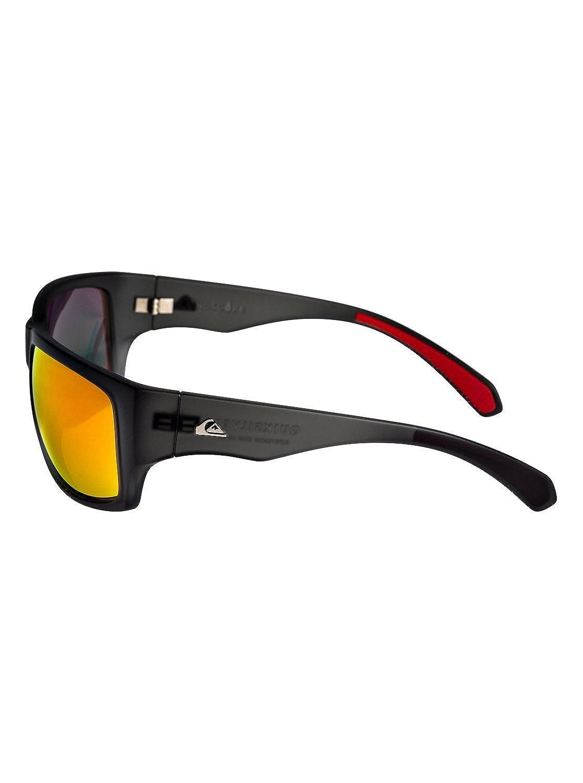 Quiksilver - Gafas de Sol - Hombre - ONE SIZE - Negro: Quiksilver: Amazon.es: Ropa y accesorios