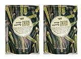 Trader Joe's Crispy Crunchy Okra 2 pack