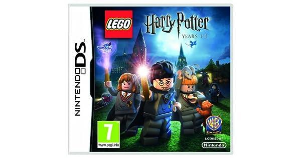Lego Harry Potter: Episodes 1-4 (Nintendo DS) [Importación inglesa ...