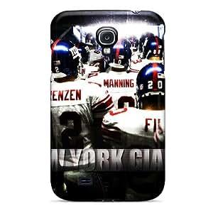 High Quality Hard Phone Case For Samsung Galaxy S4 (dNf2840LyAV) Customized Nice New York Giants Series