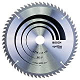 Bosch 2608640444 254 x 2.8 x 30 mm Opti Wood Mitre Circular Saw by Bosch