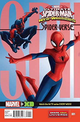 Marvel Universe Ultimate Spider-Man: Spider-Verse #1 (Ultimate Spider Man Web Warriors Spider Verse)