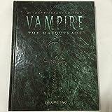 20th Anniversary Edition Vampire The Masquerade (Volume two)