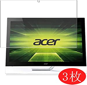 """【3 Pack】 Synvy Screen Protector for ACER AIO Aspire 5600u All in ONE 23"""" TPU Flexible HD Film Protective Protectors [Not Tempered Glass]"""