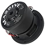 Car Subwoofer Massive Audio | Subwoofers Woofer Amazing Sound Truck, Cars, Jeep | Sub Subs Speaker Speakers | 6.5Inch GTX64 250 Watts / 500w RMS 4ohm