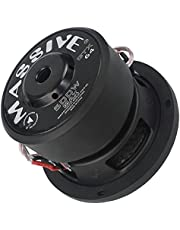 Car Subwoofer by Massive Audio | Subwoofers Woofer with Amazing Sound for Truck, Cars, Jeep | Sub Subs Speaker Speakers | 6.5Inch GTX64 250 Watts / 500w RMS 4ohm | Sold Individually