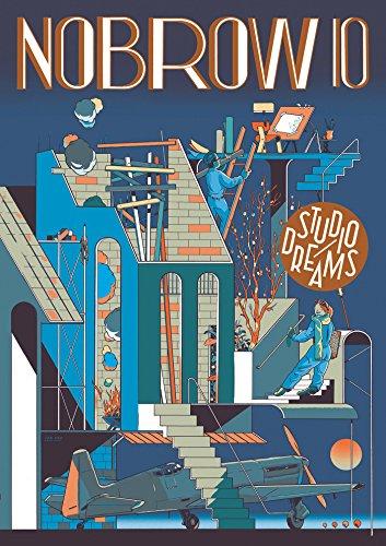 Nobrow 10: Studio Dreams: Nobrow Magazine by Nobrow