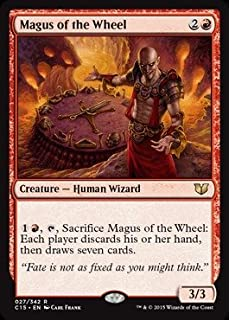 Wheel of Fate ~ Time Spiral ~ Excellent ~ Magic The Gathering