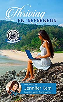 Thriving Entrepreneur (#LetsTellYourStory) by [Kidd, Kathy]