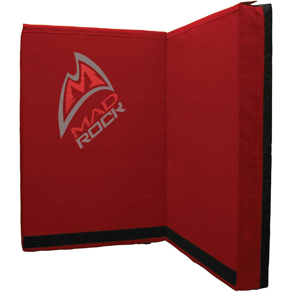 Mad Rock Mad Pad red 2017 safety mattress -Red NULL