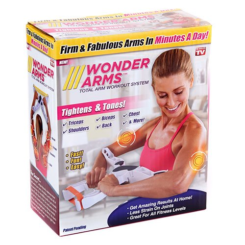 Price comparison product image New! Wonder Arms - Arm Upper Body Workout Machine As Seen On TV!!!