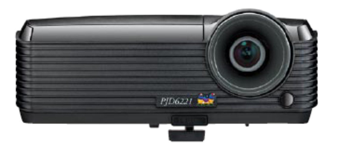 ViewSonic PJD6221 Projector Standard Monitor Driver for Windows 7