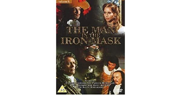 La máscara de hierro / The Man in the Iron Mask 1977 Origen UK, Ningun Idioma Espanol: Amazon.es: Richard Chamberlain, Louis Jourdan, Jenny Agutter, ...