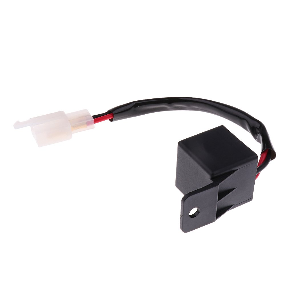 MagiDeal 12V Motorcycle LED Turn Light Flasher Blinker Relay Signal Rate Control